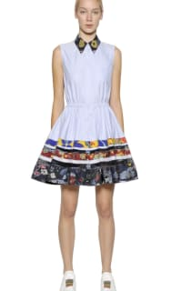 Tommy Hilfiger Blue Shirt Dress Preview Images