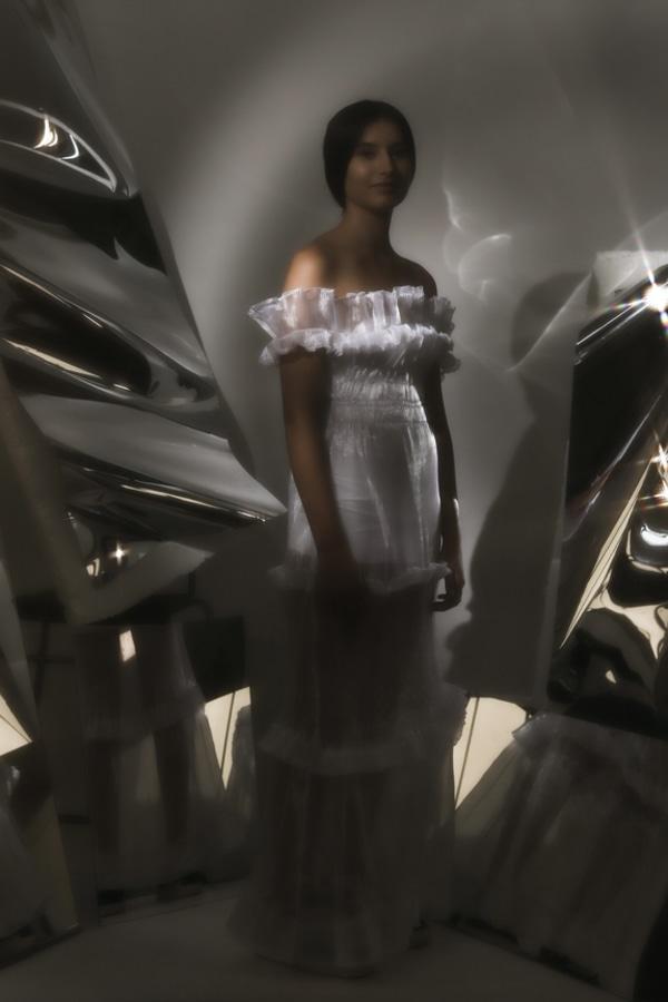 Image 2 of Georgia Hardinge evelyn dress