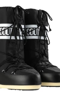Moon Boot Black snow boots 2 Preview Images