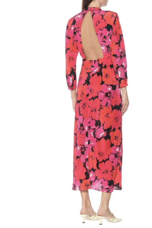 RIXO Dani Floral Dress 4