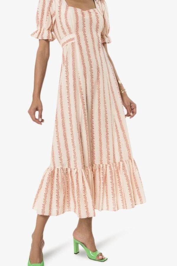 Image 4 of Rixo rixo kate dress