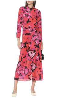 RIXO Dani Floral Dress 3 Preview Images