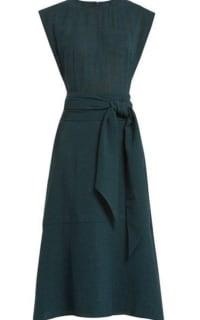 Cefinn Freya Midi Dress - Teal 2 Preview Images