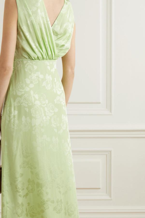 Art Dealer Amber Dress 4