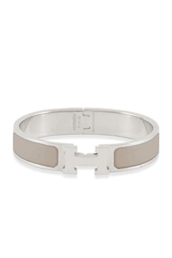 Hermès Enamel Clic Clac Bracelet 2 Preview Images