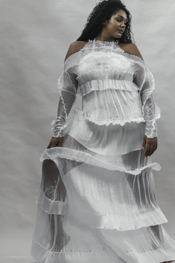 Image 2 of Georgia Hardinge quartz dress