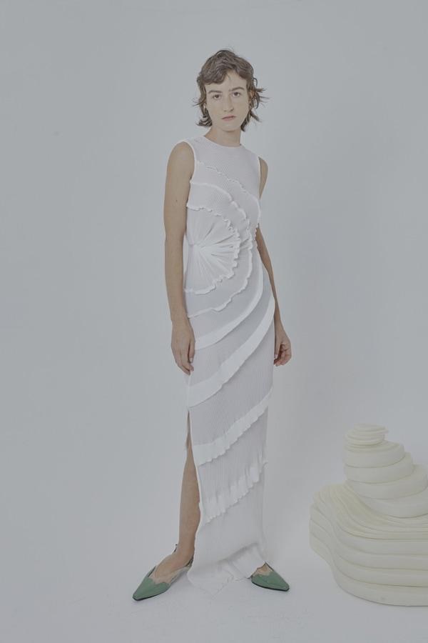 Image 5 of Georgia Hardinge opal dress