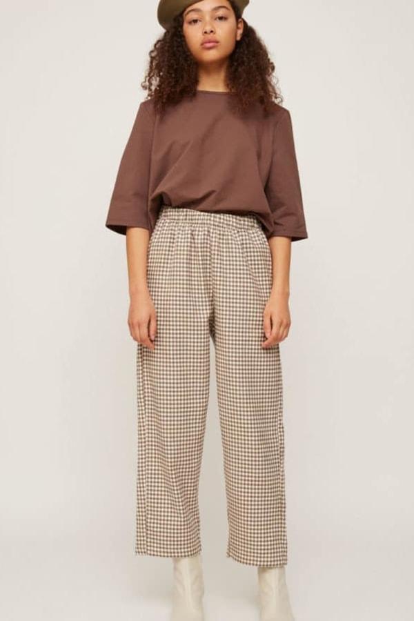 Image 2 of Rita Row check trousers