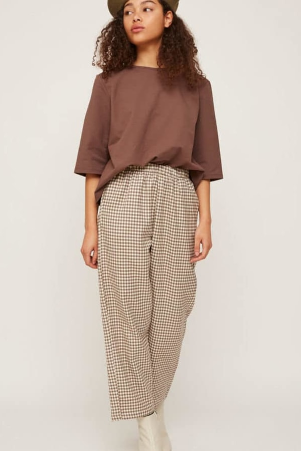 Image 3 of Rita Row check trousers