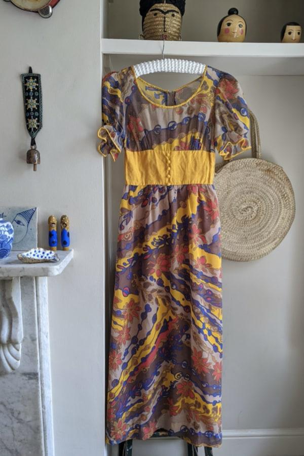 Image 1 of Vintage noella dress