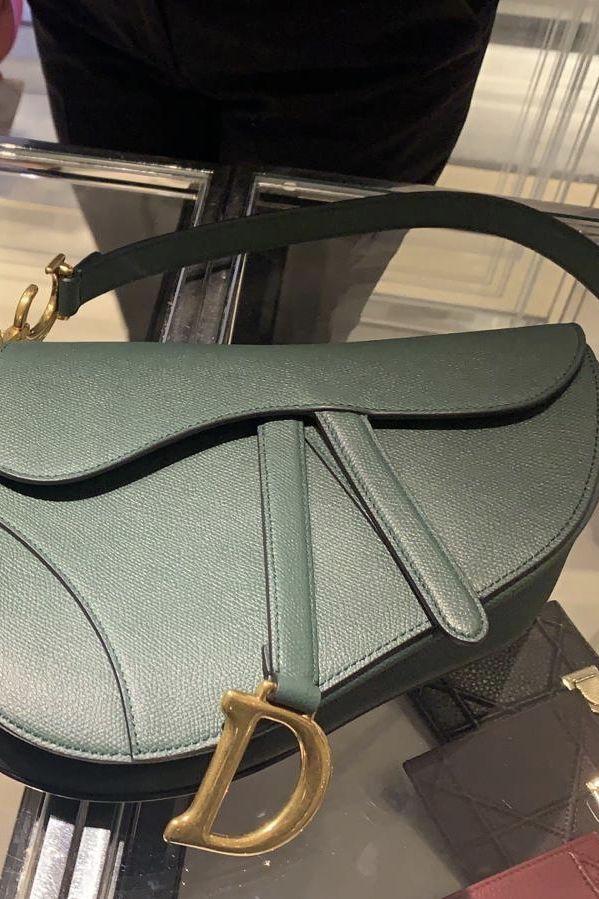 Christian Dior Saddle Bag 2 Preview Images