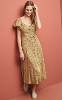 Anthropologie Bolano Dress 2 Preview Images