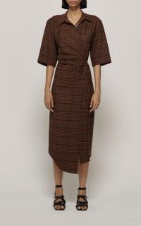 Nanushka Lais Dress 3 Preview Images