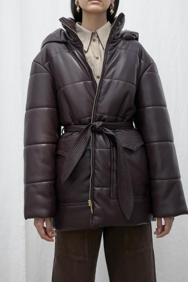 Nanushka Lennox puffer jacket 5
