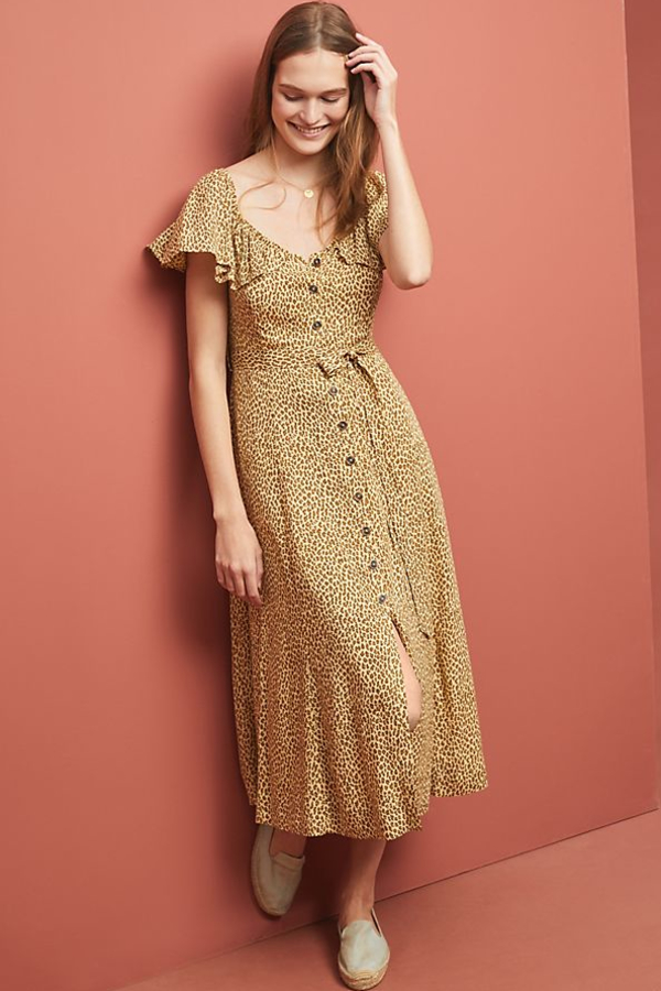 Anthropologie Bolano Dress 2