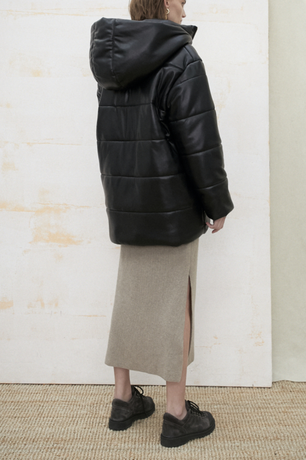 Nanushka Lennox puffer jacket 3