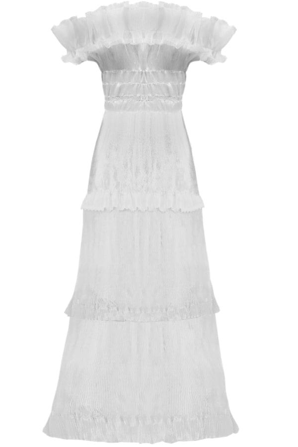 Image 1 of Georgia Hardinge evelyn dress