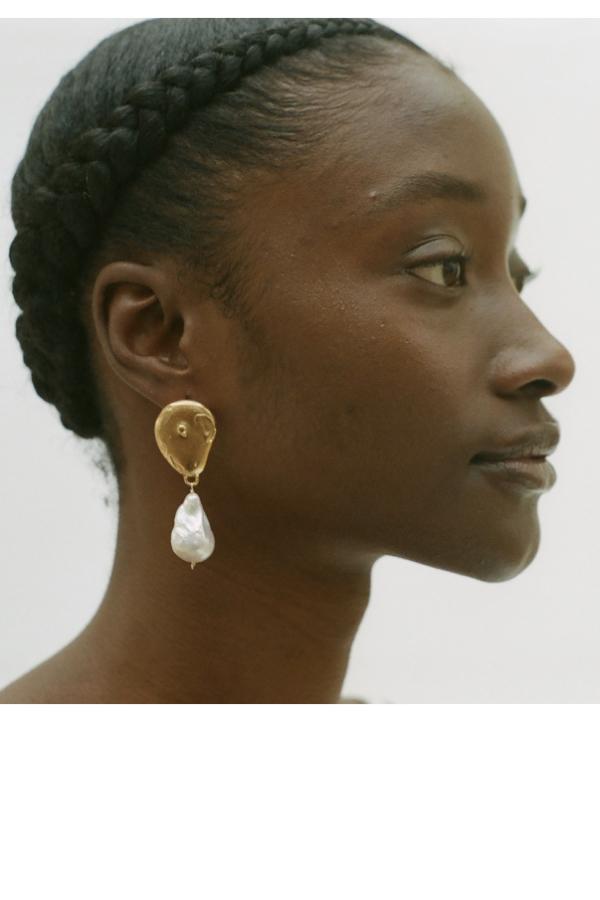 Alighieri Infernal Storm Earrings 3
