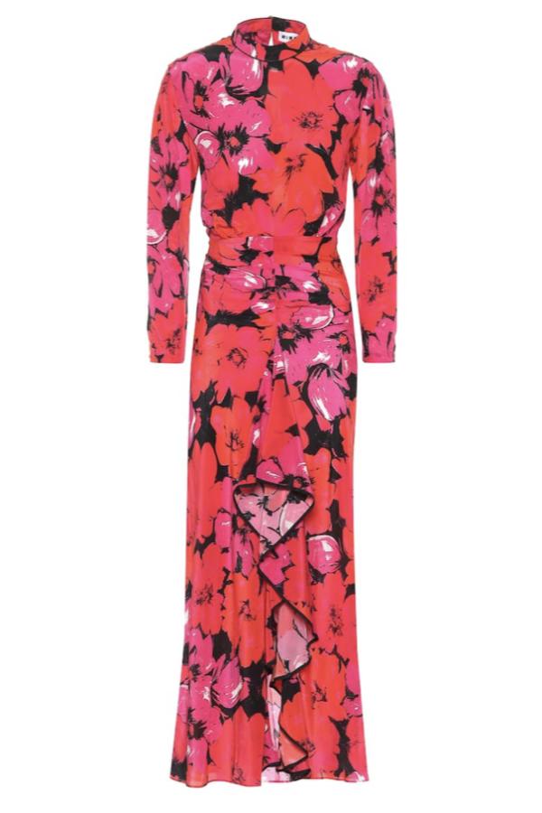 RIXO Dani Floral Dress 2