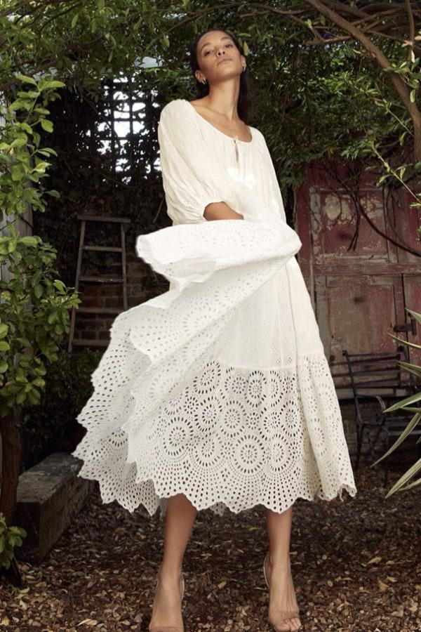 Image 2 of Ilta willow dress