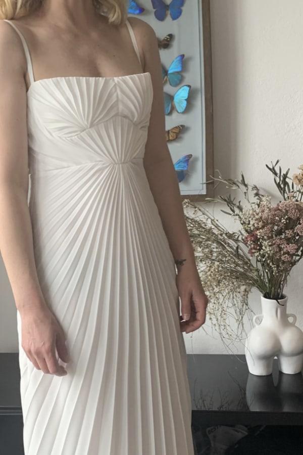Image 2 of Georgia Hardinge empire gown