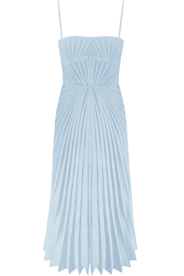 Image 1 of Georgia Hardinge empire dress