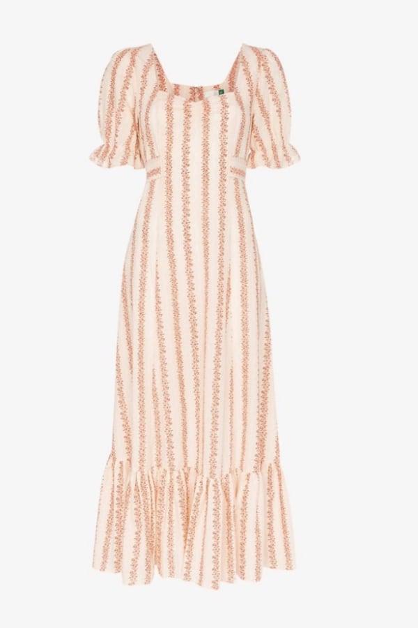 Image 3 of Rixo rixo kate dress