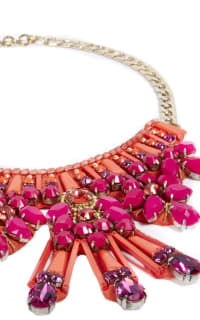 Matthew Williamson Clustered Jewel necklace 3 Preview Images