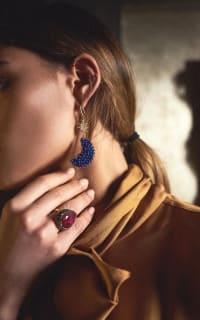 SORU Luna Earrings 4 Preview Images