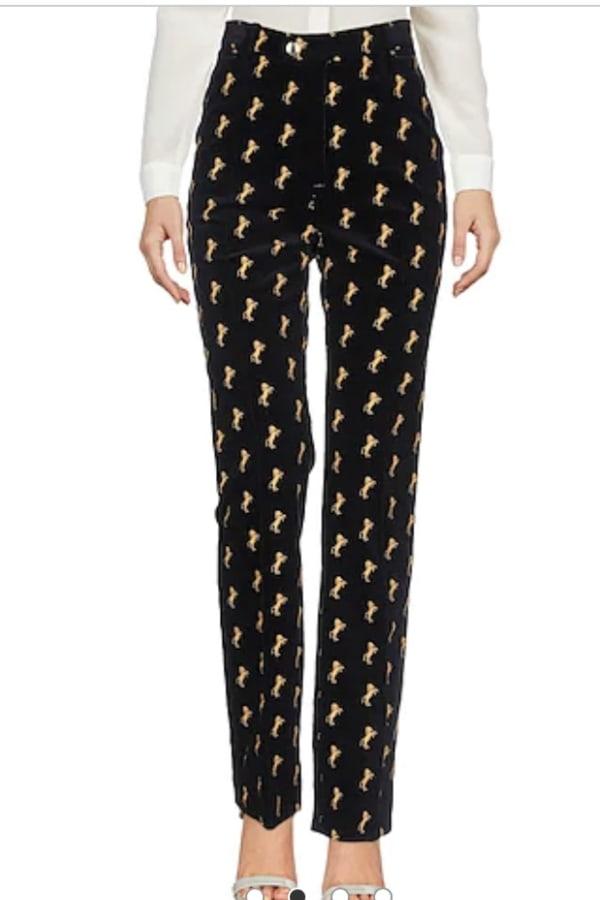 Image 3 of Chloé monogram trousers