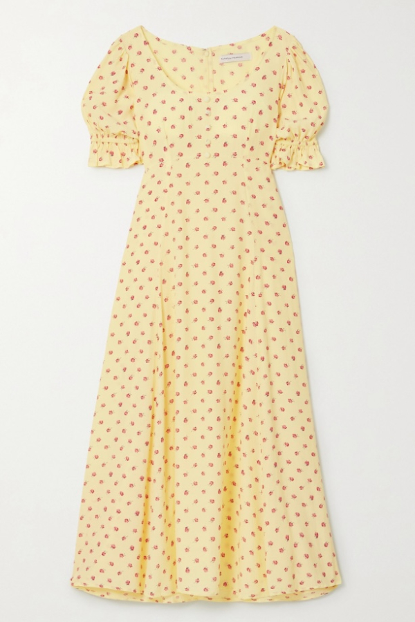 Faithfull The Brand Linnie dress  6