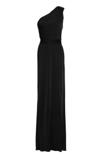Lanvin One Shoulder Gown Preview Images