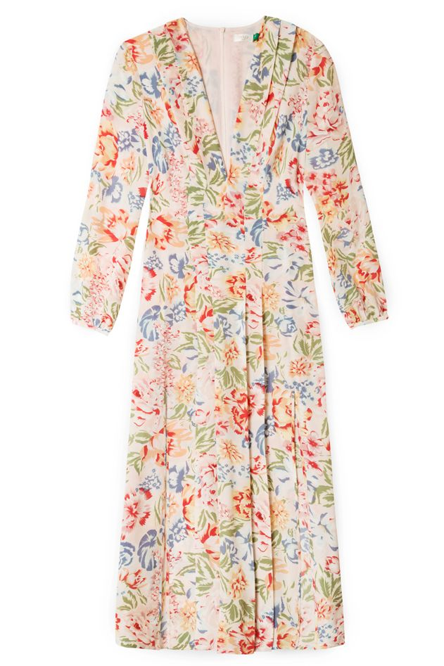 Brand New With Tags RRP £85 Various Sizes Coast Sheena Floral Dress