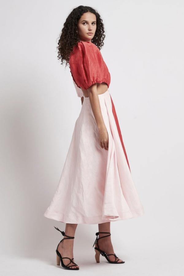 Aje Entwined dress 4