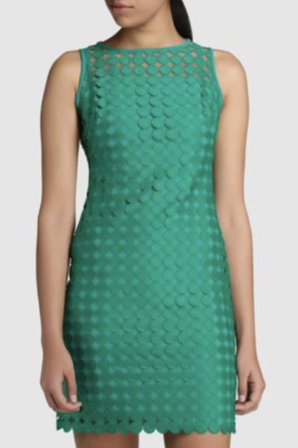Ralph Lauren Circle Lace Sheath Dress  3