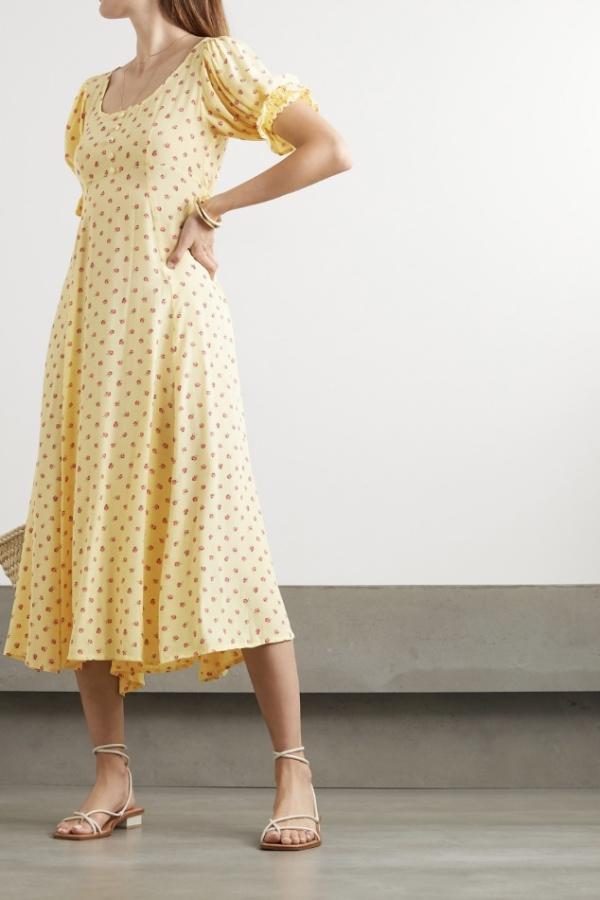 Faithfull The Brand Linnie dress  3