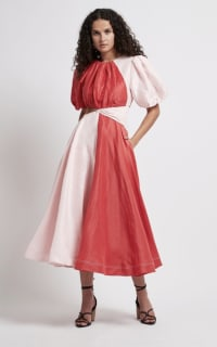 Aje Entwined dress 3 Preview Images