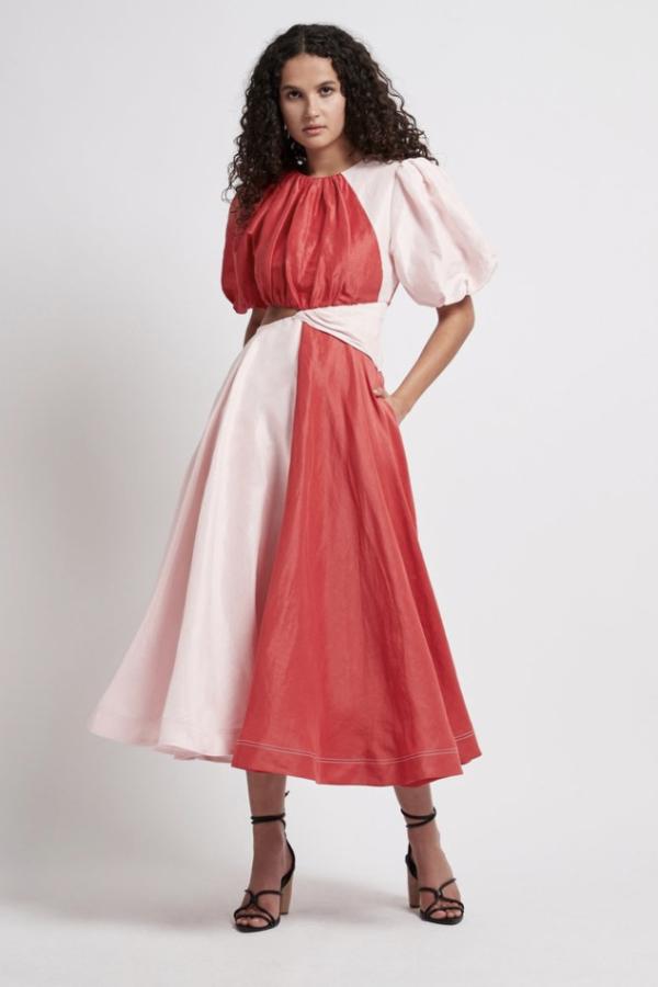 Aje Entwined dress 3