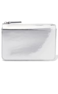 Maison Margiela Metallic Leather Clutch Preview Images