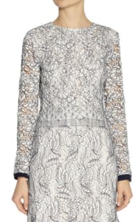 Adam Lippes Lace Top 3 Preview Images
