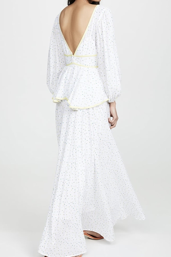 Image 3 of Staud panera dress