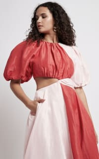 Aje Entwined dress 5 Preview Images