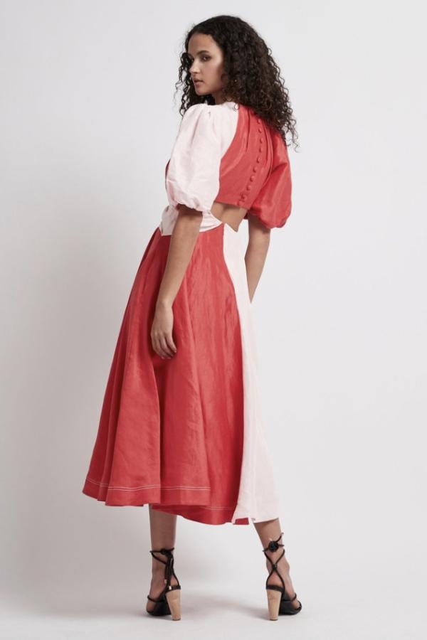 Aje Entwined dress 6