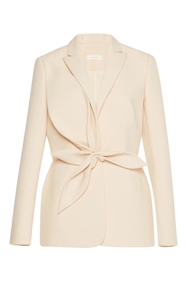 Delpozo Cream blazer