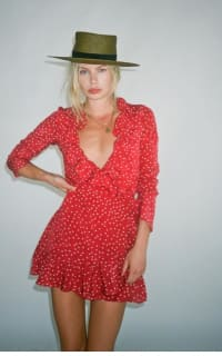 Realisation Par Alexandra Dress - Red Star Preview Images