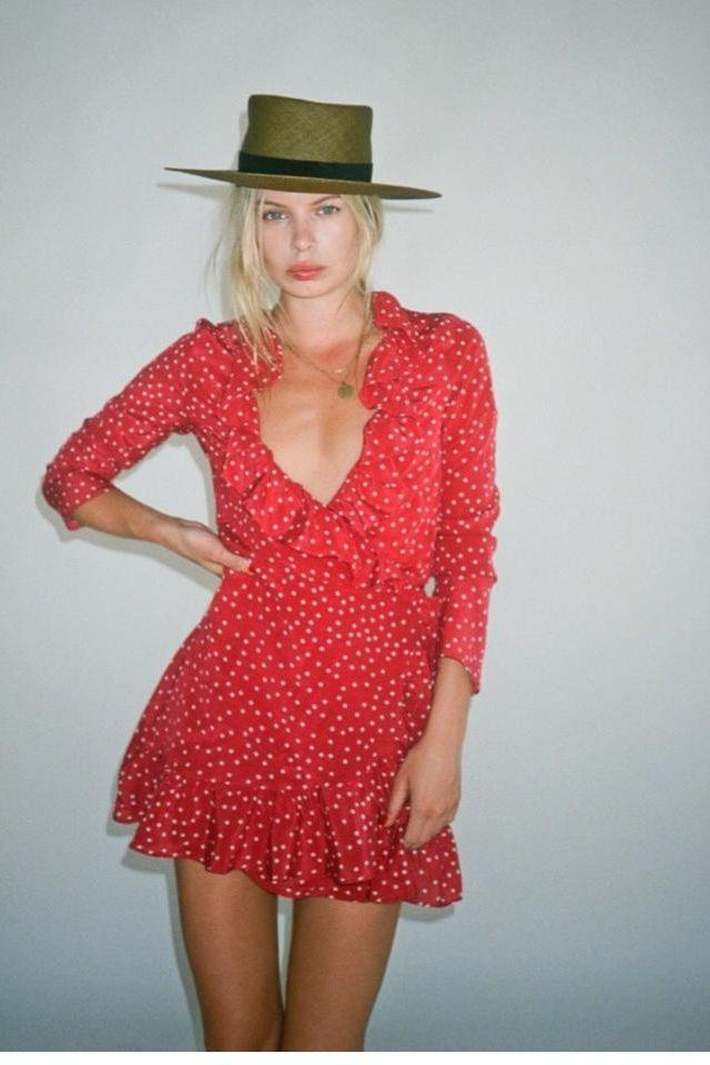 Realisation Par Alexandra Dress - Red Star Preview Images