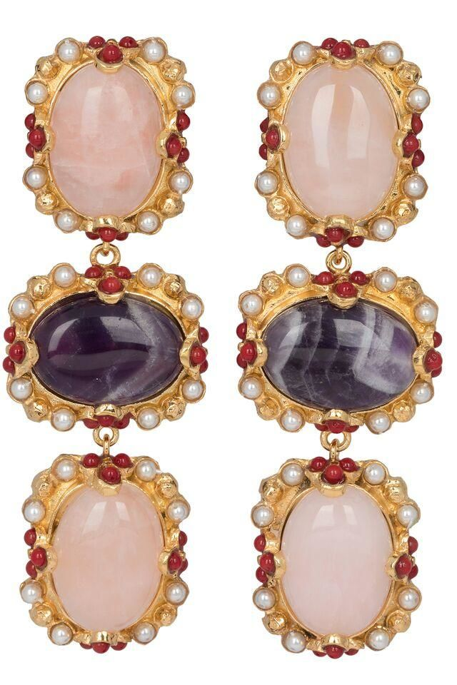 Christie Nicolaides Allegra Earrings Preview Images