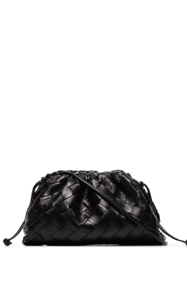 Bottega Veneta The Mini Pouch Intrecciato bag