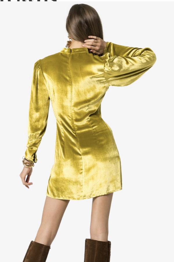 De La Vali Jane mini dress  3 Preview Images