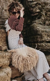 Jacquemus Le Petite Baci Woven Straw Bag 3 Preview Images